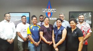 Leading LPG Company Welcomes it's First Apprentices