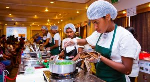 Fiji Secondary Schools Chef Competition