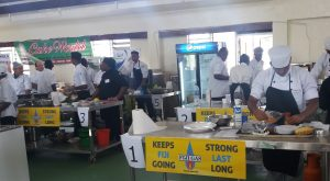 Gas for International Chefs Day Celebrations